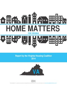 Home Matters VA Cover